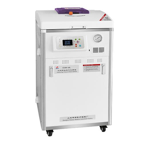 上海申安LDZM-60L高压灭菌器