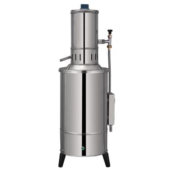 上海申安YA.ZD-20不锈钢电热蒸馏水器