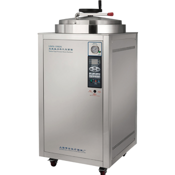 上海申安高压灭菌器LDZH-150L立式高压锅